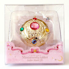 *Transformation Brooch* BANDAI Sailor Moon Miniaturely Tablet 2 Candy Toy Japan