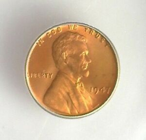 1947 LINCOLN CENT ICG MS 66+ RD LISTS FOR $200!!