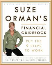 SUZE ORMAN'S FINANCIAL GUIDEBOOK - PUT THE 9 STEPS TO WORK SUZE ORMAN- PAPERBACK