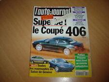 AJ N°433 BMW 525 tds/605 2.2 SVdt/Audi A6 TDI.Audi A4