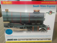 HORNBY  R2166  SOUTH WALES EXPRESS TRAIN SET , BRAND NEW!