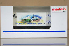 MARKLIN Märklin 4481 c0074 RENFE 150 anos del ferrocarril en España conteneur