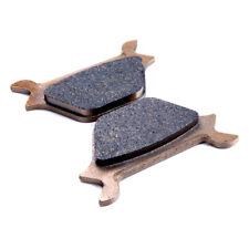 1Pair Rear Brake Pads For HARLEY DAVIDSON FXST/FXSTB/FXSTC/FXSTS/FLST 1987-1999