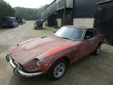 Datsun 240z LHD 1973 Project AZ Yard Find. Numbers Matching Car