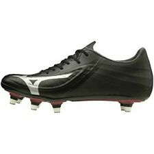Mizuno Rugby Spike Shoes Rebula 3 Rg Pro Si Wide R1Ga1955 Black Us8(26cm)Uk7.0