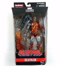 Marvel Legends Deathlok Action Figure - Deadpool Series Sasquatch BAF