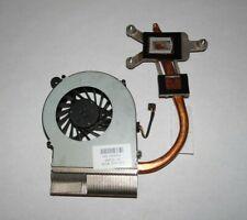 Compaq CQ62-215dx CPU Cooling Fan + HeatSink 606609-001 3MAX2TATP30 (G34-09)