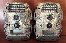2405 Qty 2 Used Wildgame Cloak 8 Game Trail Camera 8MP K8i5b