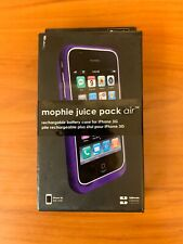 Mophie Juice Pack Air 1200mAh Battery Case for iPhone 3G / 3GS - Purple