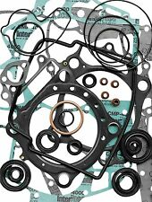 KAWASAKI KFX700 V-FORCE  2004 THRU 2009  COMPLETE ENGINE GASKET KIT W/OIL SEALS