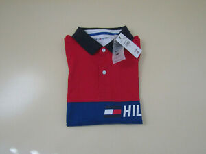 Tommy Hilfiger Men's Sport Polo Shirt  Authentic!