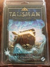 Talisman THE NETHER REALM 4th Edition Print on Demand Expansion FFG OOP