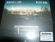 Mumford & Sons Wilder Mind (Australia) Digipak CD - New