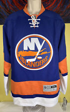 Men's Reebok NHL New York Islanders Premier Hockey Jersey Blue Size Small