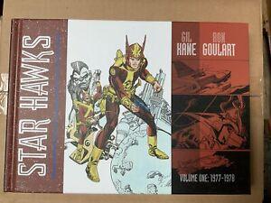 IDW/LOAC : STAR HAWKS VOL. 1: 1977 - 1978 : BRAND NEW HARDCOVER : KANE/GOULART
