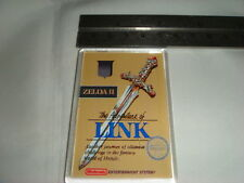 NINTENDO NES JEU Housse Aimant de réfrigérateur Zelda 2 The Adventure of Link