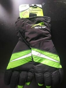 Arctic Cat Youth Size L  3M Thinsulate Performance Gloves