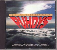 CD Puhdys - Bis Ans Ende Der Welt