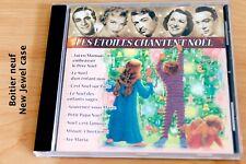 Les Etoiles chantent Noël - Line Renaud Claveau Guétary - Boitier neuf - CD