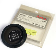 Hama metal Body cap Minolta af/Sony Alpha a * Metal-carcasa