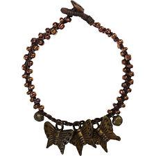Butterfly Anklet Chain Ankle Foot Bracelet Womens Girls Ladies Pretty Jewellery