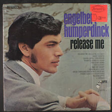 ENGELBERT HUMPERDINCK: Release Me LP (shrink) Vocalists