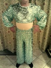 Drag Queen Turkish delight green outfit 20/22