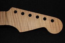 1 Piece Stratocaster Guitar Neck Custom Exotic Hand Made *Attila* Strat Neck