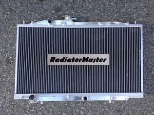 ALUMINUM RADIATOR FOR 2003-2007 HONDA ACCORD 2004 2005 2006 3.0L V6 2ROW