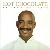 HOT CHOCOLATE '14 GREATEST HITS' CD NEW!