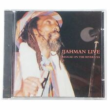 IJAHMAN LIVE REGGAE ON THE RIVER USA ,See Description