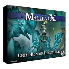 Malifaux Second Edition Children of December - Rasputina Box Set
