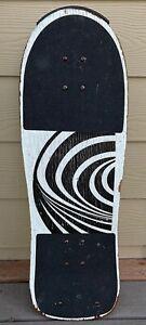 Vintage Variflex Hi Tail Concave Skateboard Twister