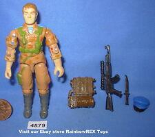 1991 RED STAR Oktober Guard Officer GI Joe 3 3/4 inch Figure