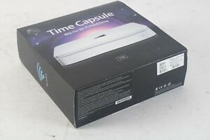 Apple A1355 AirPort 1TB Time Capsule Dual Band 802.11n 3rd Gen W/ Power Cable