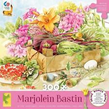 CEACO JIGSAW PUZZLE SUMMER FLOWERS MARJOLEIN BASTIN 300 PCS #2236-7