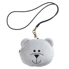 2018 Taiwan Starbucks  Bearista coin pouch with badge string