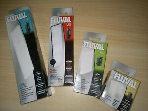 Fluval Filter Sponge,Filter Foam,Filter Cartridge Internal Filter U4,U3,U2,U1