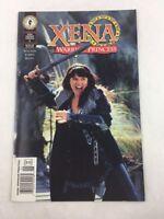 Xena: Warrior Princess #8 April 2000 Dark Horse Comic Book
