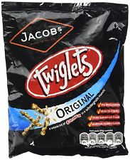 Jacob's Twiglets Original (Pack of 12 x 105g)