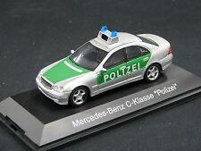 "Schuco Mercedes-Benz C-Class 1:43 ""Polizei"" (JS)"
