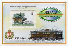 Grenadian Sheet Postal Stamps