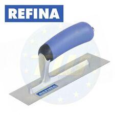 REFINA Premium Mini Midget Trowel for PlaziFLEX Blades with Blue Handle 221022