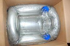 New Bellco spinner u-carrier reactor  Glass culture 3 flask  3000 ml  liters 3L