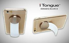 iTongue Stand Kickstand Car Holder Phone Stand for iPhone Galaxy LG HTC Sony