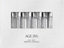 Age 20's Dia-Silk Ampoule Essence 10ml 5ea for 5 Weeks Anti-Aging Korean Cosmeti