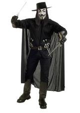 Adult V For Vendetta Costume Kit