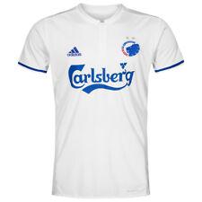 FC Kopenhagen adidas Herren Heim Trikot Kurzarm Fußball Copenhagen Jersey AO3052
