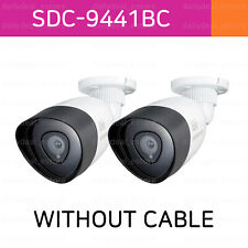[Lot of 2] Samsung SDC-9441 Smart Camera WITHOUT CABLE**Refurbished**Camera only
