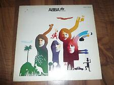 ABBA THE ALBUM VINYL LP 1977 Polydor